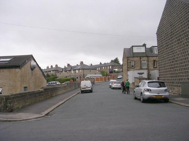 Norton Street - Hothfield Street