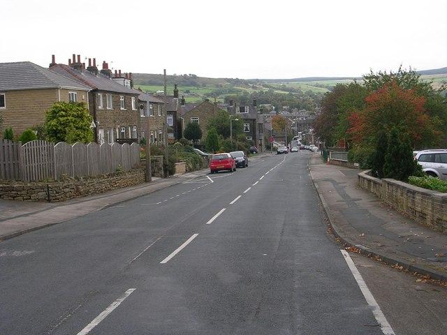 Vale View - Dradishaw Road