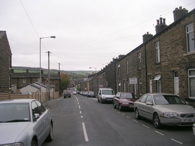 Elliott Street - viewed from Hawthorne Street