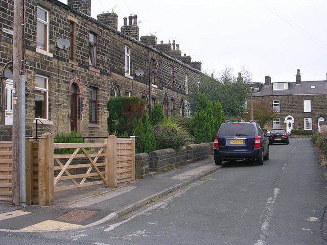Strawberry Street - Elliott Street