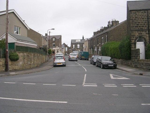 Prince Street - Elliott Street