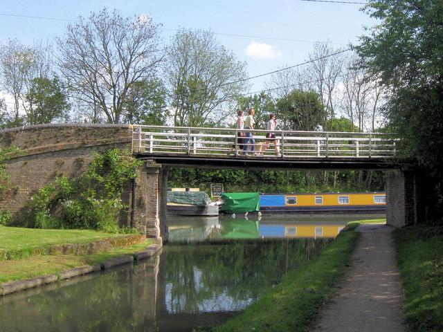 Wendover  Arm: Bridge No 1
