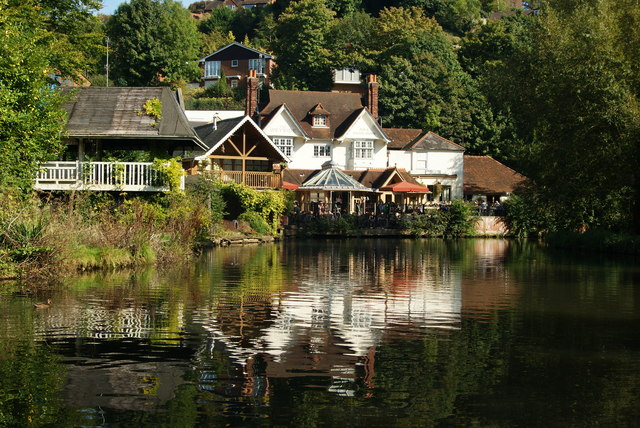 The Weyside, Guildford, Surrey