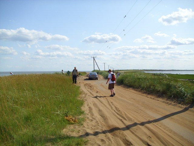 Road to Spurn