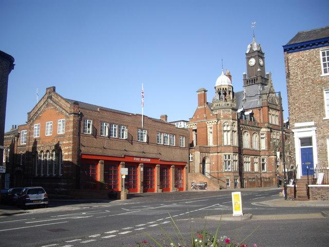 York Fire Station