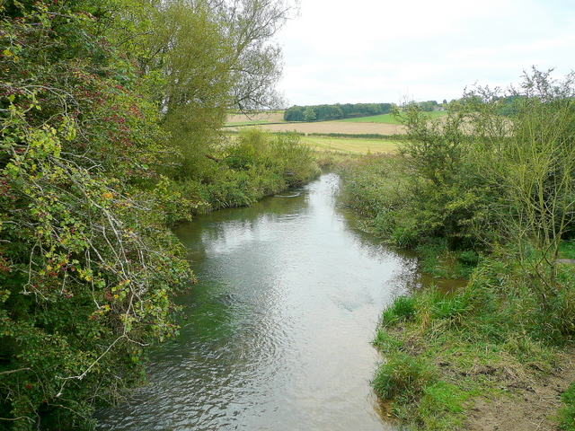 River Windrush at New Bridge 2