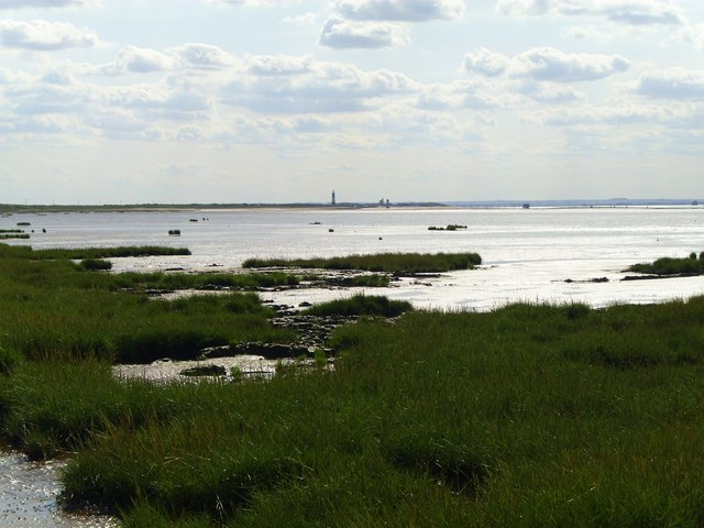 On the muddy side of Spurn