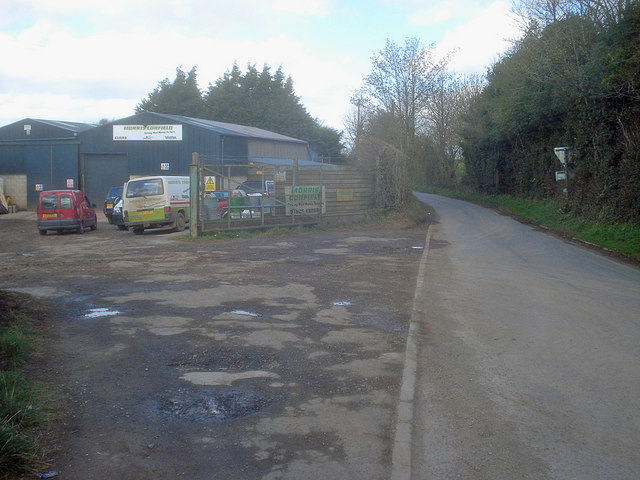 Morris Corfield site