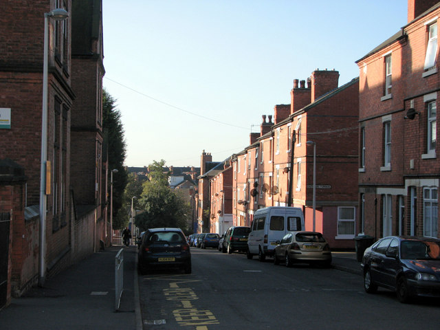Berridge Road and Southport Terrace