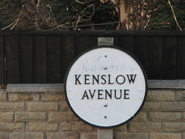Kenslow Avenue