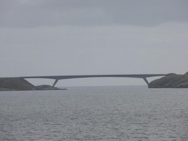 The Scalpay Bridge