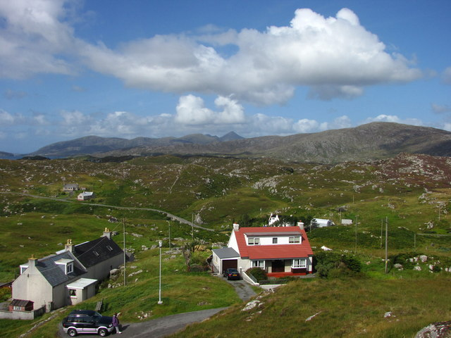 Houses at Kennavay