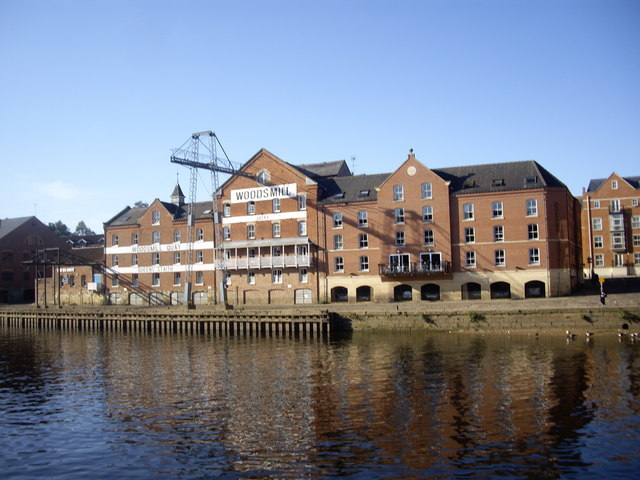 Woods Mill Quay, Queens Staith