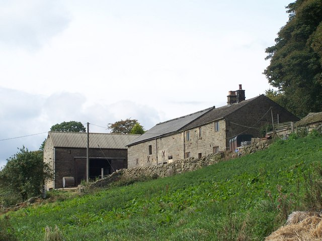 Wood Side Farm, Ughill Wood Lane, Ughill