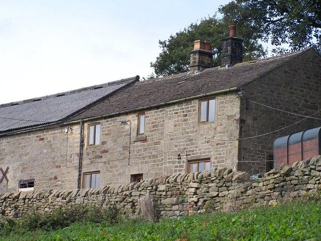 Farmhouse at Wood Side Farm, Ughill Wood Lane, Ughill