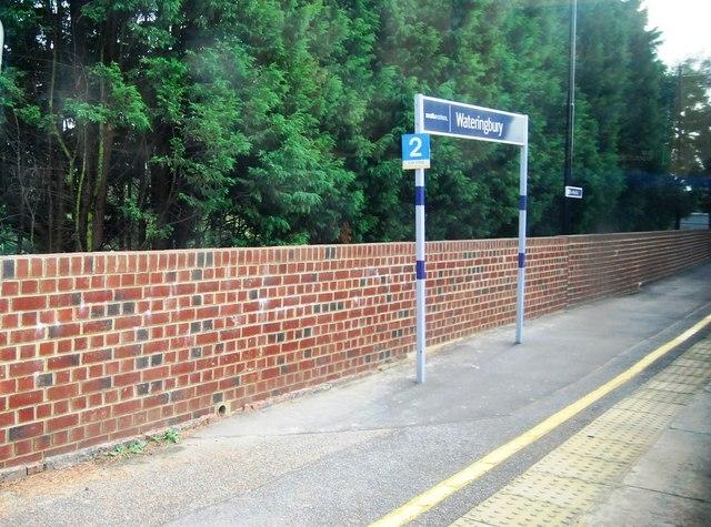 Wateringbury Station