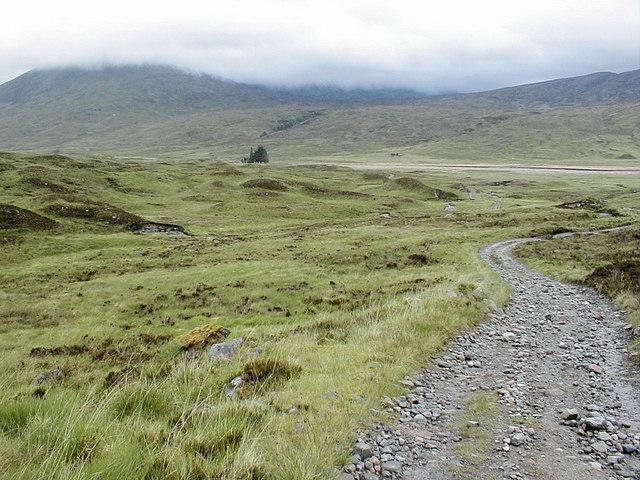 Track to Luibeilt