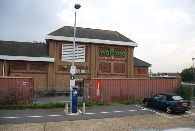 Waitrose, Paddock Wood