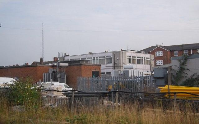 Railway Offices, Tonbridge Station