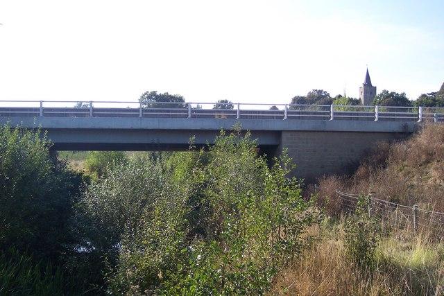 A21 Lamberhurst By-pass Road bridge