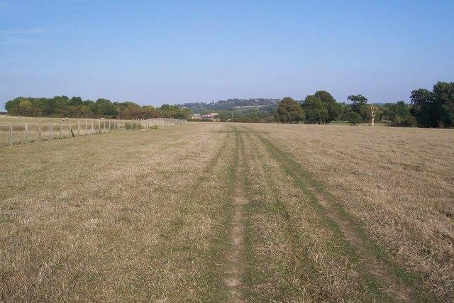 Footpath towards Spelmonden