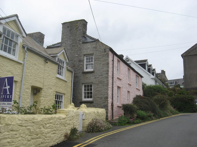 Cottages in St David's