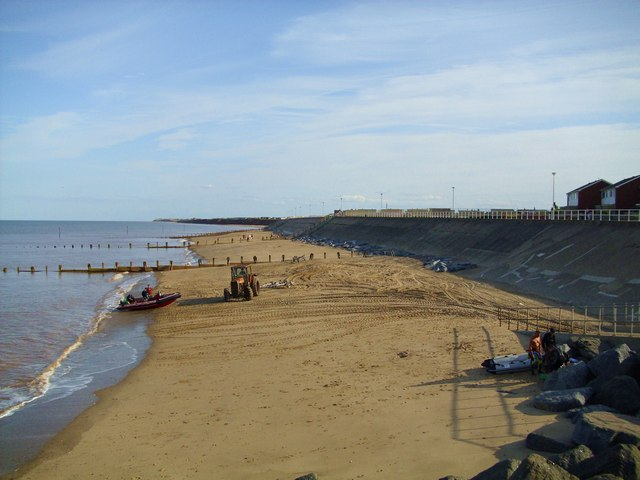 South beach, Withernsea