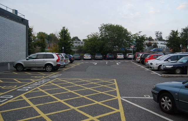 Car Park, St John's Leisure Centre