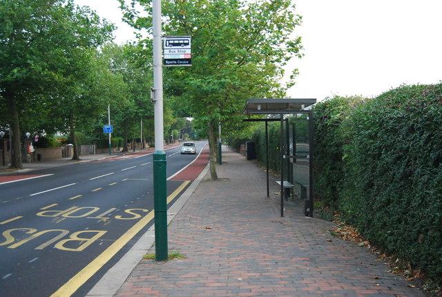 Bus Stop, St John's Rd