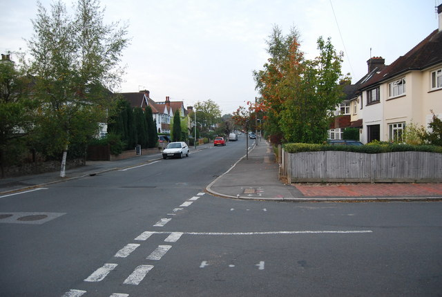 Junction of Eastcliffe Rd & New England Rd