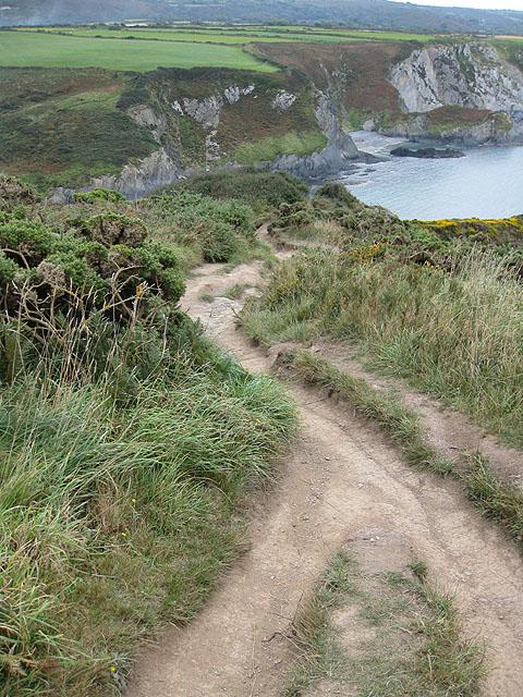 Well-worn path