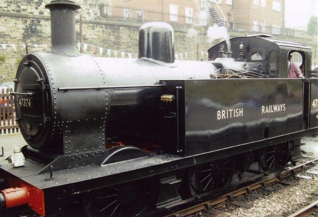 LMS Fowler Class 3F 47324