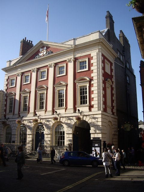 City of York Mansion House