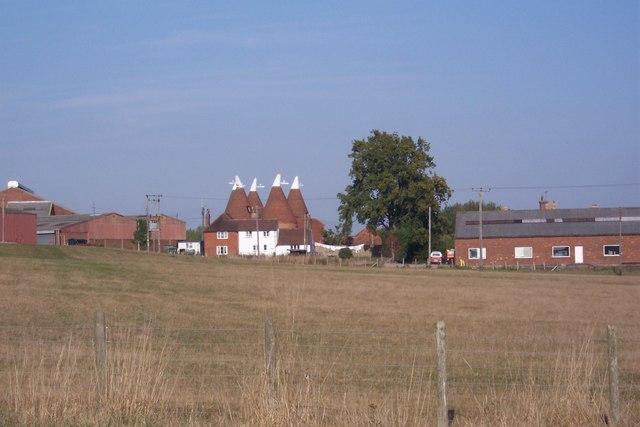 Spelmonden Farm