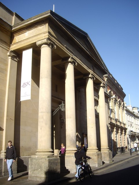 The Assembly Rooms, Blake Street