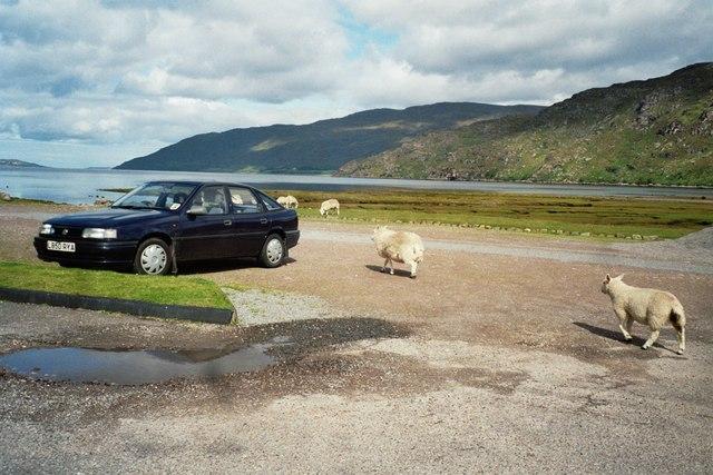 Dundonnell, Little Loch Broom