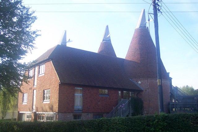 Church Farm Oast