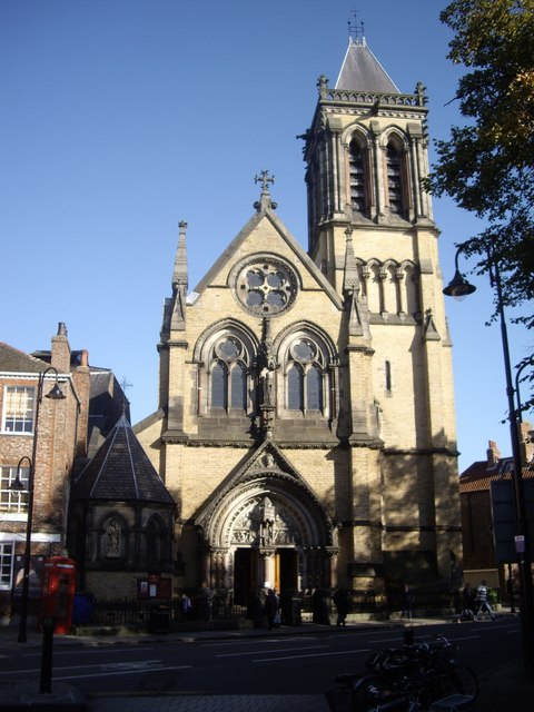 St Wilfrid's Cathedral