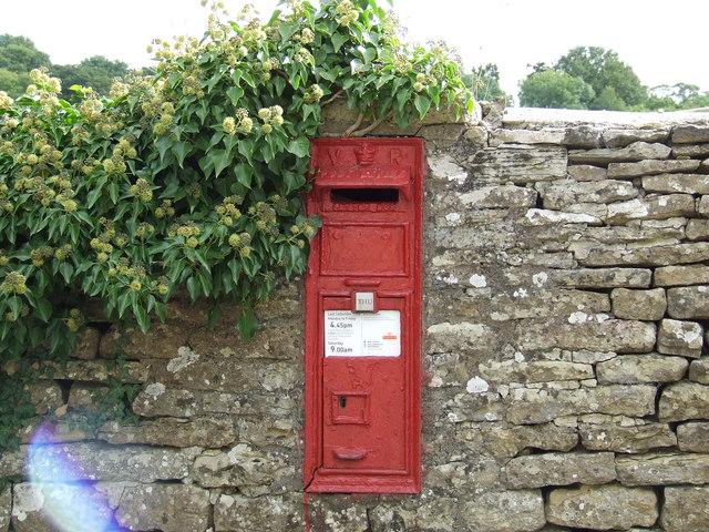 Victorian Letter-box