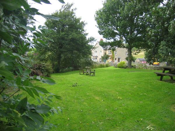Falstone village green/picnic area