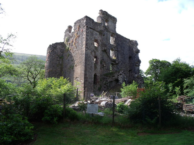 Invergarry Old Castle