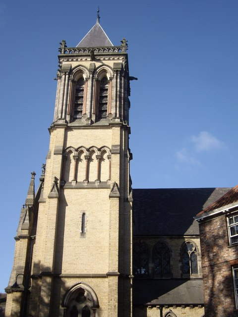 Bell Tower, St Wilfrid's Cathedral