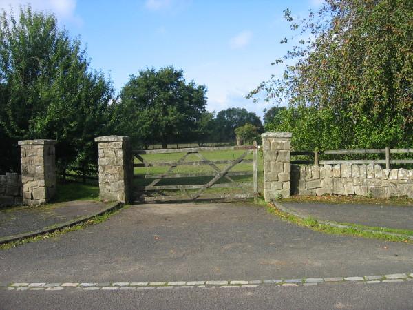 Site of Falstone First School