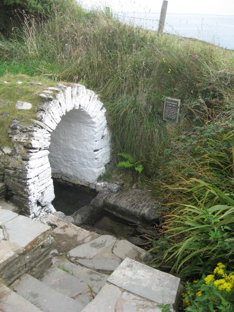 St Non's well
