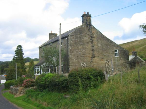 House near Falstone Railway Station