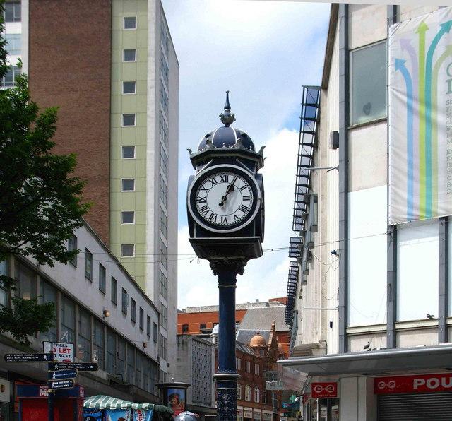 Birmingham Time