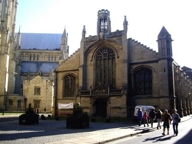 St Michael le Belfry