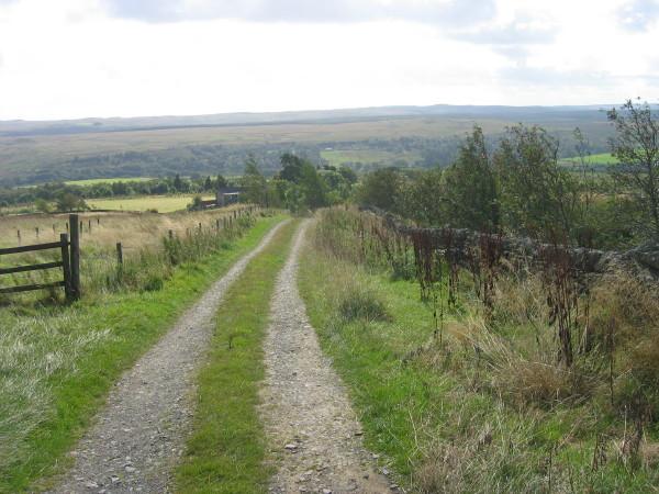 Track to Ryeclose