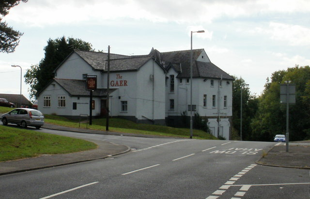 The Gaer Inn, Newport