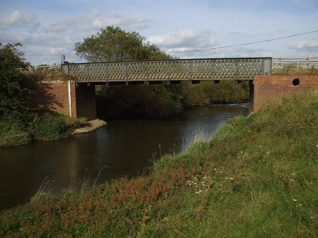 Riggs Road Bridge, Ryton